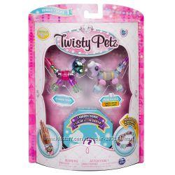 Набор Twisty Petz браслеты, ожерелье пони, пудель и питомец-сюрприз