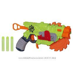 Nerf Бластер Зомби-удар Zombie Strike Crosscut Blaster