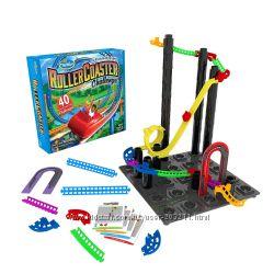 Игра-головоломка - Американские горки, ThinkFun Roller Coaster Challenge