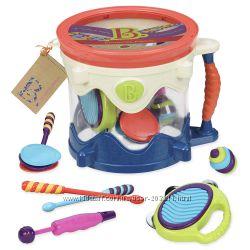 набор музыкальных инструментов Батат B. toys - B. Drumroll Battat
