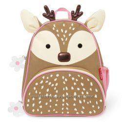 Рюкзак Скип Хоп Олененок Skip Hop Winter Zoo Back Pack Deer