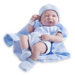 Пупс испанской фирмы JC Toys Berenguer Boutique La Newborn анатомически кор