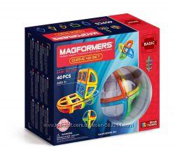 Магнитный конструктор Magformers Базовый набор Curve дуга 40 д Магформерс