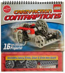 Набор Хитроумные Изобретения Лего Klutz LEGO Crazy Action Contraptions