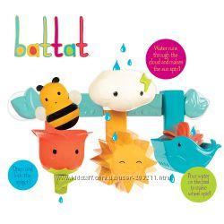 Набор для купания Баттат Battat  Rain & Shine Bath Bar