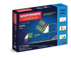 Конструктор магнитный Magformers Pythagoras Пифагор 47 деталей