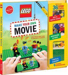 Творческий набор Создай свой фильм Klutz Lego Make Your Own Movie Kit