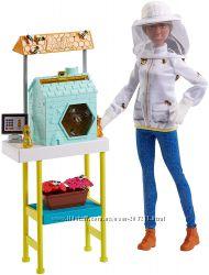 Барби пчеловод Barbie Beekeeper Playset
