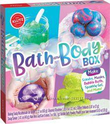 Творческий набор для тела и ванны Klutz Bath and Body Activity Kit