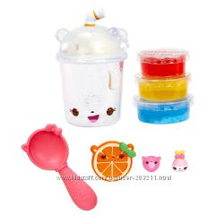 Слаймы Num Noms Snackables Silly Shakes