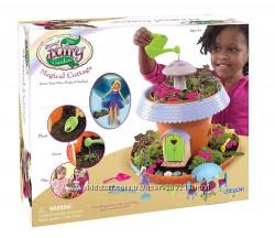 Набор Мой Волшебный Сад PlayMonster My Fairy Garden - Magical Cottage