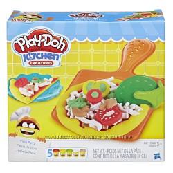 Игровой набор Пицца Play-Doh Kitchen Creations Pizza Party