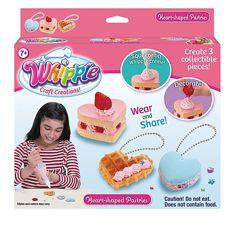 Набор для создания игрушечных кондит. изделий Whipple Heart-Shaped Pastries