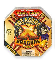 Раскопки 2 Золото драконов Пират охотник. Treasure X Quest For Dragons