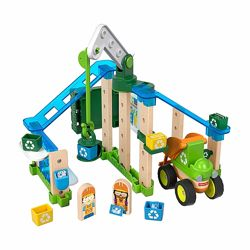 Fisher-Price Wonder Makers Design System Lift & Sort Recycling Center