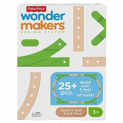 Конструктор Fisher-Price Wonder Makers Design System Build it Out