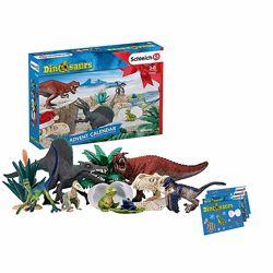Schleich Dinosaurs Advent Шляйх Рождественский календарь Dinosaurs 2019