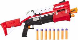 Бластер Нерф Nerf Fortnite TS-1 c Mega стрелами