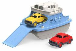 Эко игрушка Паром с машинками Green Toys Ferry Boat with Mini Cars
