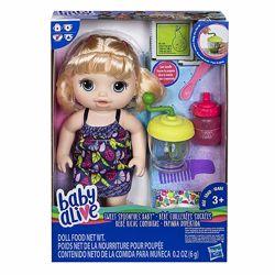 Интерактивная кукла с блендером Baby Alive Sweet Spoonfuls