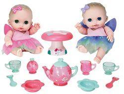 Пупсы Чайные Феи Twins Fairy Tea JC Toys Designed by Berenguer