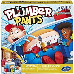 Детская настольная игра Hasbro Разыграй сантехника Gaming Plumber Pants