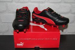 Футбольные бутсы Puma и adidas размер 28-29, 17. 5 - 18 см стелька