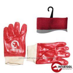 Перчатки INTERTOOL