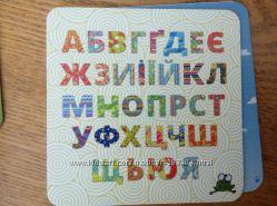 Вивчаємо букви і вчимося читати граючи в яскраву гру