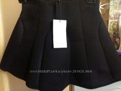 Шикарная фактурная юбка Zara