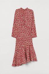 Шикарное платье в классный принт с новой коллекции H&M
