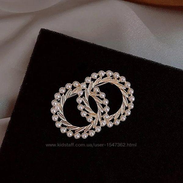 Элегантная брошь в стиле Коко Шанель, Chanel