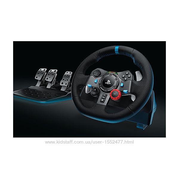 Прокат руля Logitech G29 Driving Force Racing Wheel