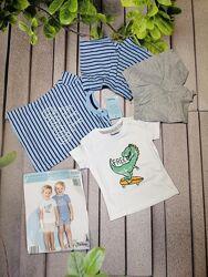 Набор из двух летних комплектов для мальчика пижама для малышей