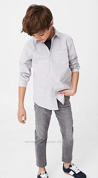 Рубашка на мальчика MANGO  3 4 года 104 см