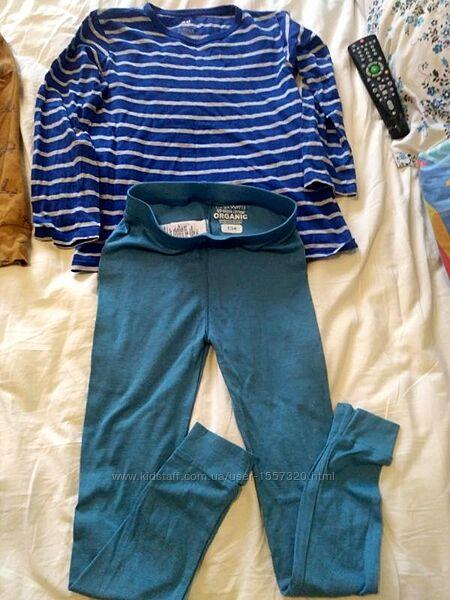 Пижама хлопок H&M