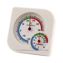 Гигрометр-термометр, механический