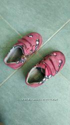 Ортопедические туфли для девочки Red Kids