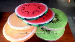 Подушка фрукт