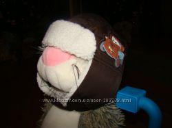 Очень классная шапочка H&M на 1, 5-4 года р. 92-104 см обьем 57 см