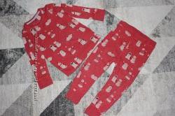 Пижама Next на 1, 5-2 года рост 92 см