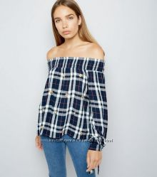 Блуза New look , р-р 12. Новая.