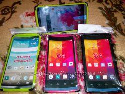 Чехол для телефонов LG  G3, G4,  пленка в подарок