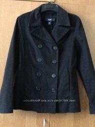 Пиджак куртка двубортный в стиле милитари р. S
