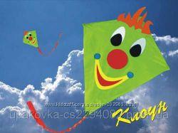Воздушный змей Клоун Воздушный мир