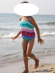 Красивый купальник с волнами 4-5