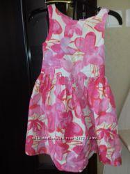 Красивые платья 6-7лет