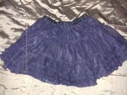 Пишние юбки пачки I love Next и H&M