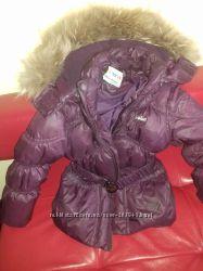 Стильная зимняя куртка Diva club