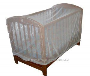 Москитная сетка на детскую кровать от Chicco